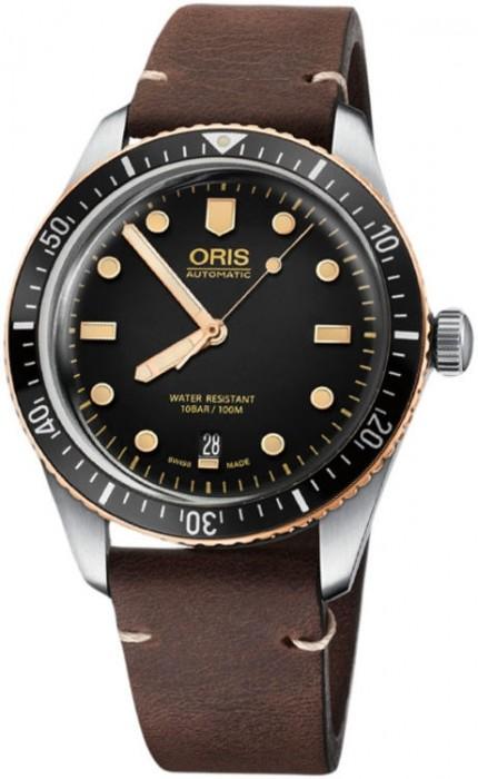 Oris Divers 65