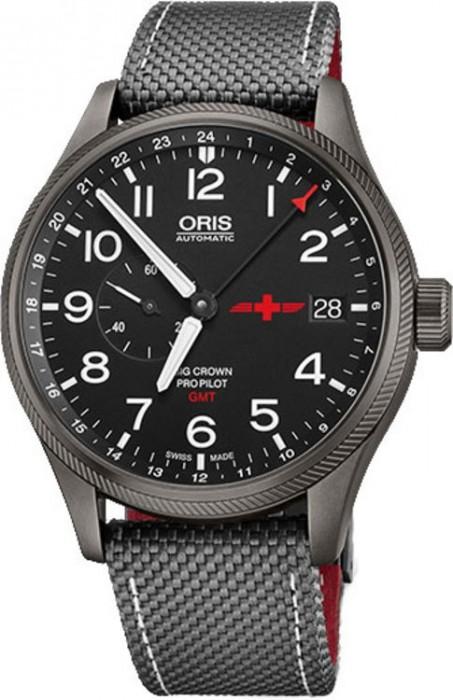 Oris GMT Rega Limited Edition