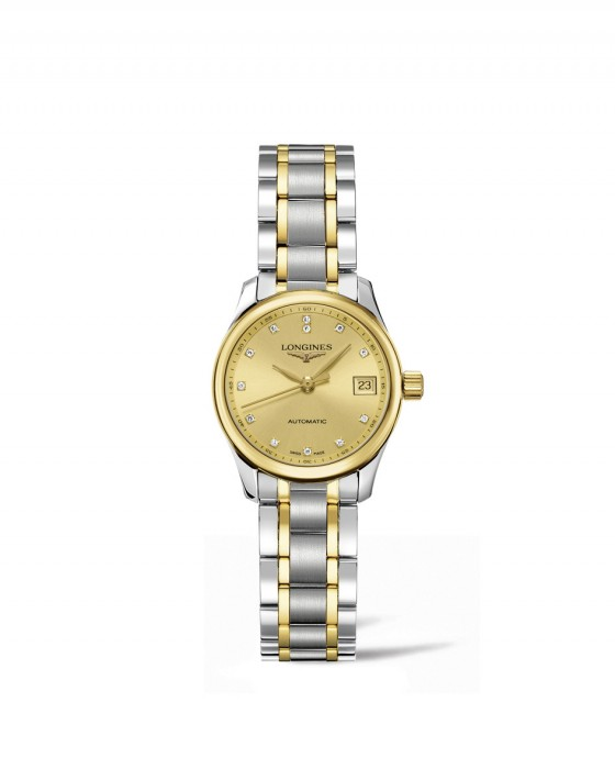 Longines Master Collection Steel and Gold