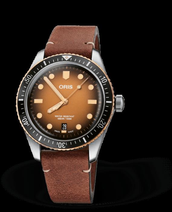 ORIS Sixty-Five Divers