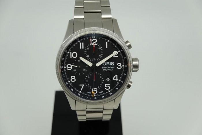 Oris ProPilot Chronograph GMT