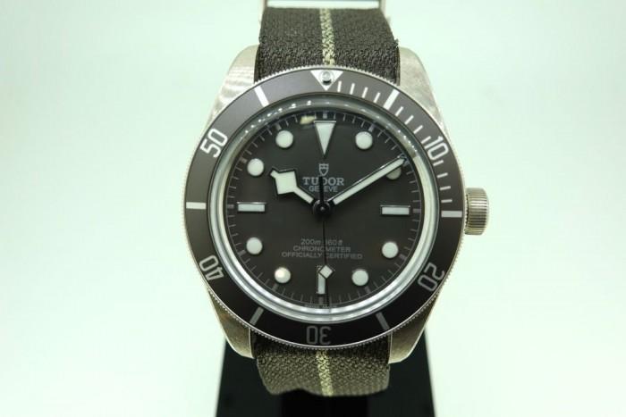 Tudor Black Bay 58 Silver