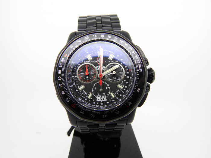 Luminox Raptor Chronograph