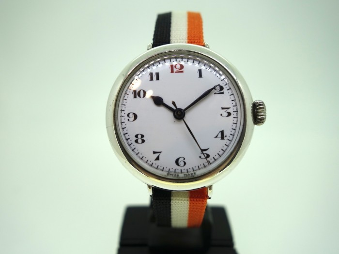 Dominex Swiss Trench Watch