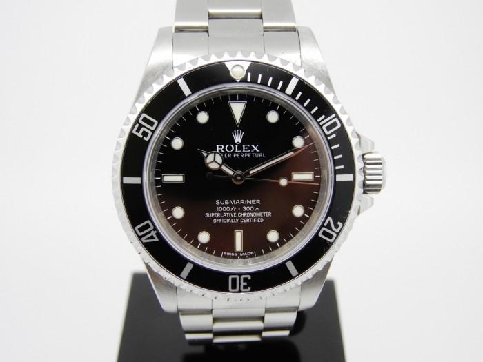 Rolex Submariner 4 Lines