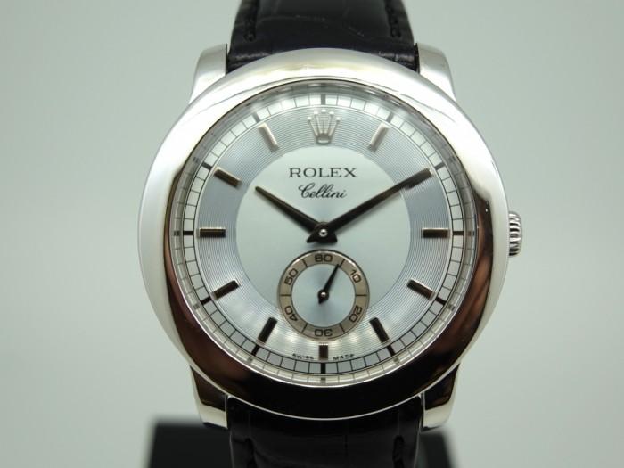 5241/6 Rolex Platinum Cellini
