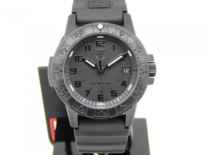 Luminox Sea Turtle Black