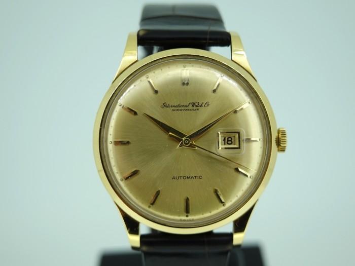IWC Gold Dress Watch