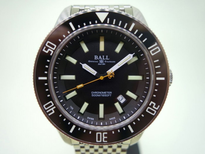 Ball Skin Diver II