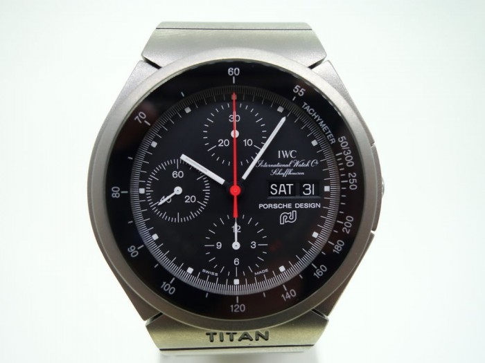 IWC Porsche Design Titan Chronograph