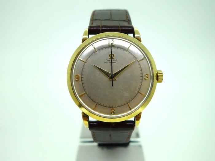 Omega Gold Dress Watch