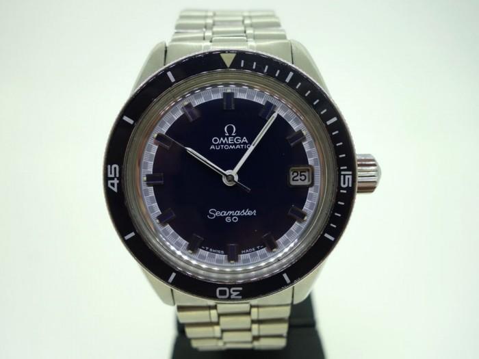 Omega Seamaster 60