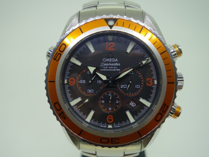 Omega Planet Ocean Seamaster Chronograph