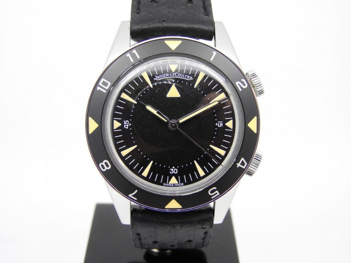 Jaeger-LeCoultre Memovox Tribute to Deep Sea Limited Edition of 959