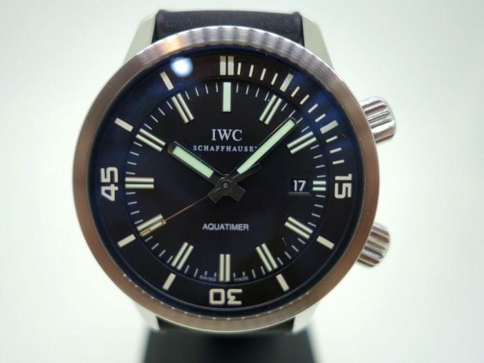 IWC Vintage Aquatimer Reissue
