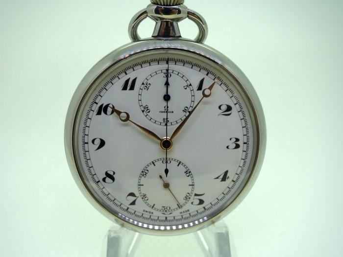 Omega Pocket Chronograph