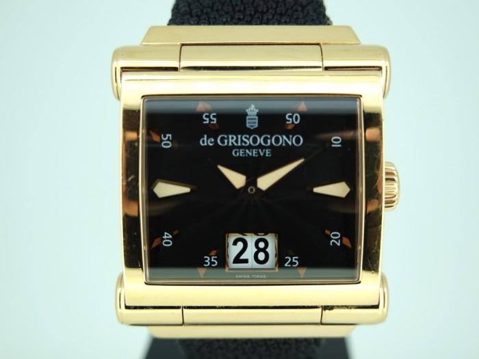 #NO7 De Grisogono Instrumento Grande Open Date.