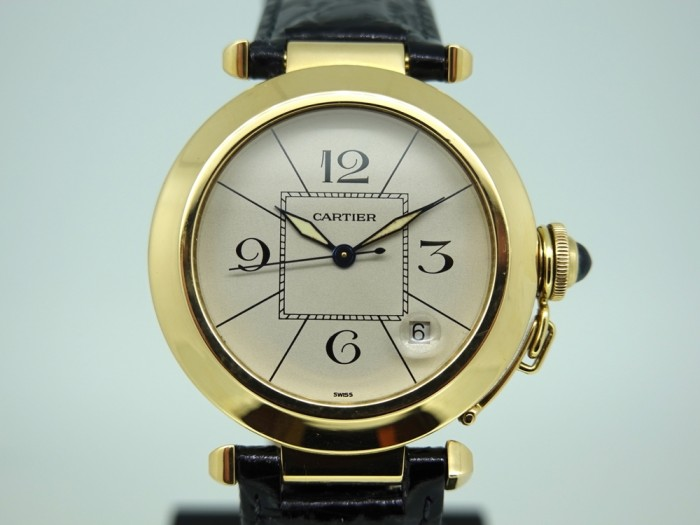 Pasha De Cartier 18ct