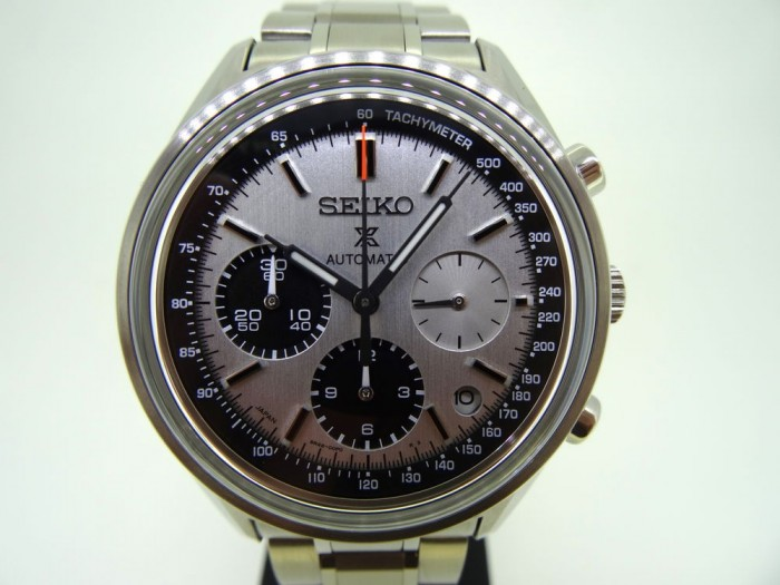 Seiko Chronograph Limited Edition Panda