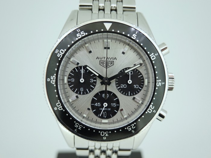 Jack Heuer Limited Edition
