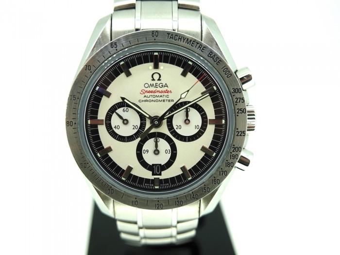 Omega Speedmaster Schumacher Legend