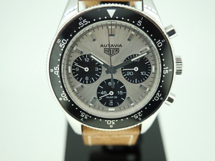 Jack Heuer 85th Bday Edition
