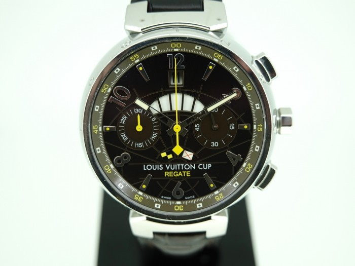 Louis Vuitton Cup Regate Flyback Chronograph