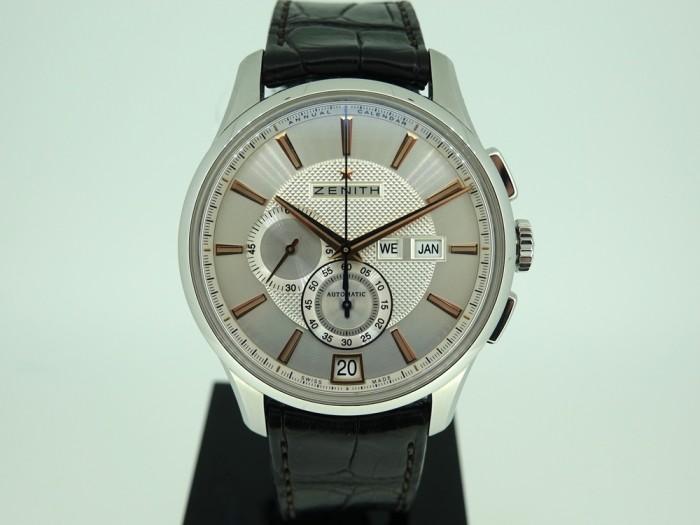 Zenith Captain Windsor Ann Calendar