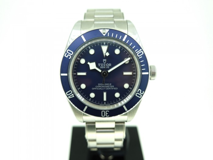 Tudor Black Bay 58 blue