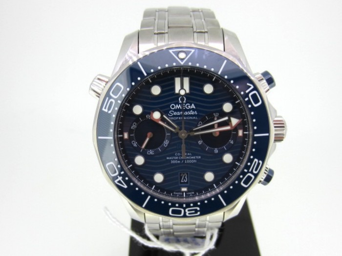 Omega Seamaster Professional Chronograph