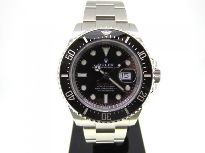 Rolex SeaDweller 43