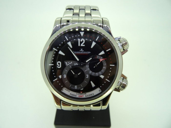 Jaeger LeCoultre Geographic