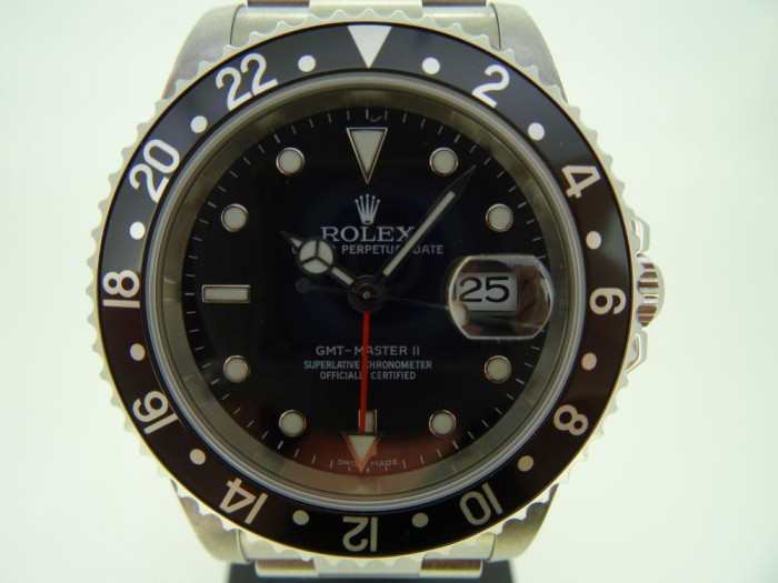 Rolex GMT Master II 'Stick Dial'