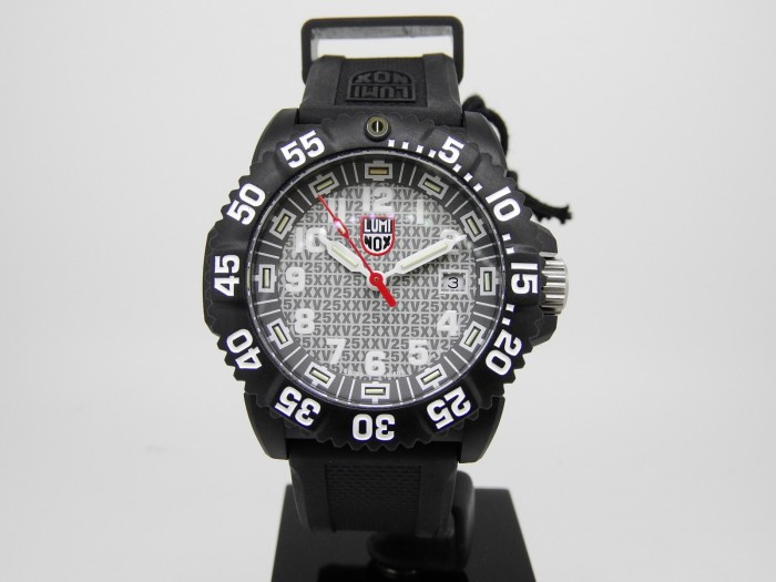 Luminox 25th Anniversary Navy Seal
