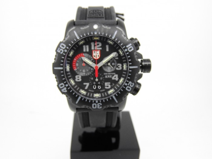 LUMINOX ANU SERIES BLACK DIAL CHRONOGRAPH