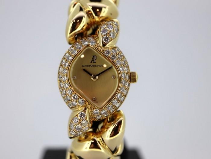 Ladies Audemars Piguet 18ct Gold