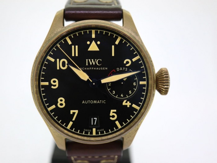IWC Big Pilot Bronze