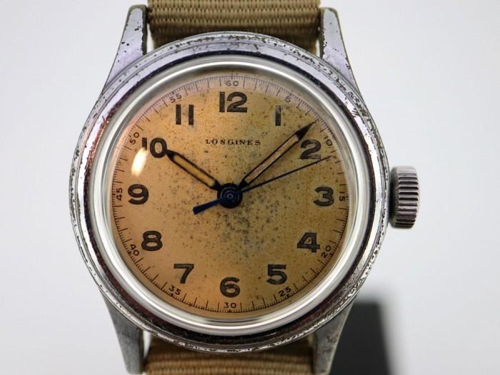 Longines Military Watch