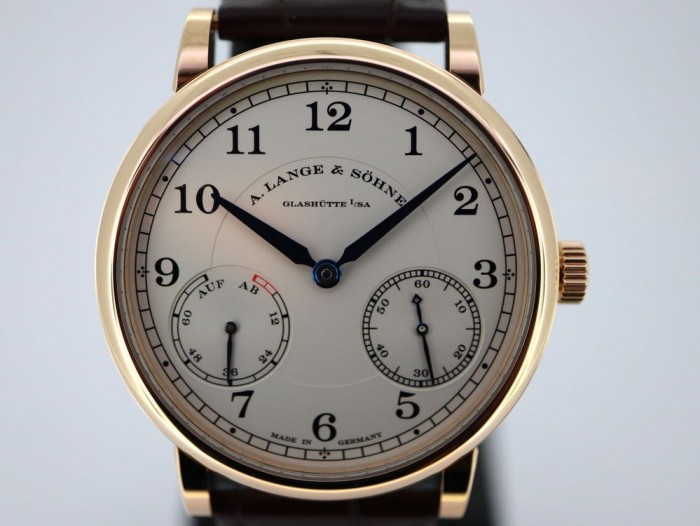 A Lange and Sohne 1815 Up/Down
