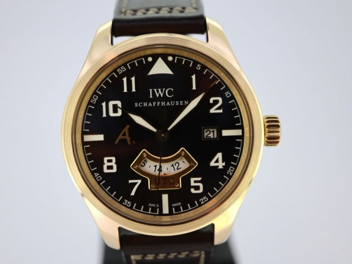 IWC Saint Exupery UTC Limited Edition