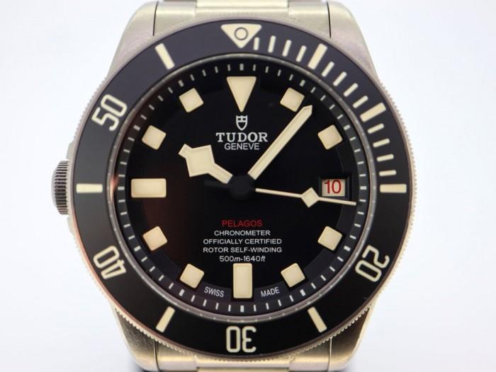 Tudor Pelagos Titanium