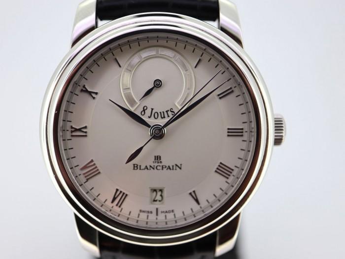 Blancpain Platinum Le Brassus 8 Jours Limited Edition