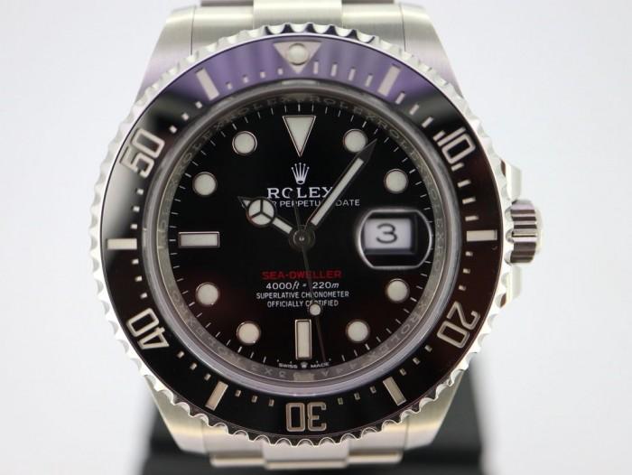 Rolex Sea-Dweller 43