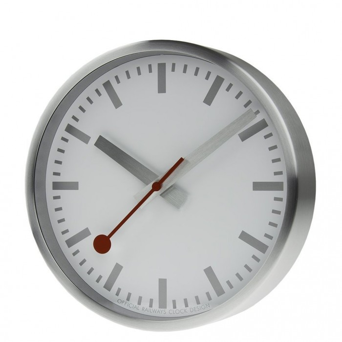 MONDAINE WALL CLOCK