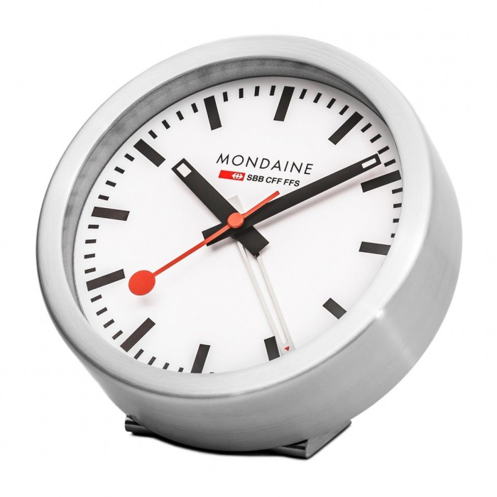Mondaine Mini Desk Clock