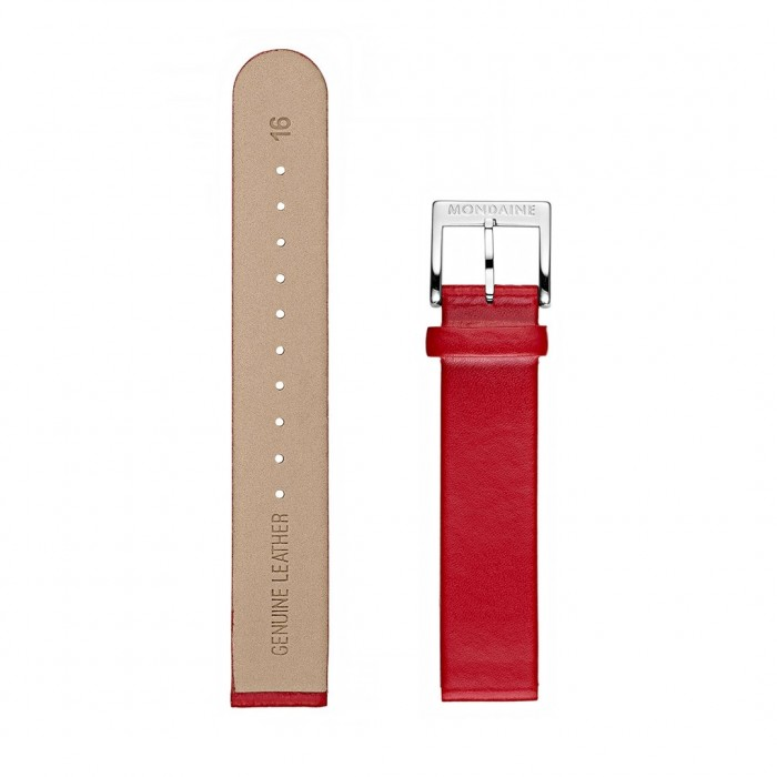 Mondaine Leather Watch Band