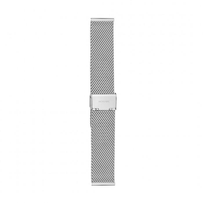 Mondaine Steel Mesh Metal Band Bracelet
