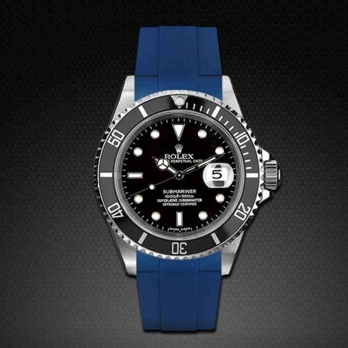 Rubber B M106-BL Pacific Blue