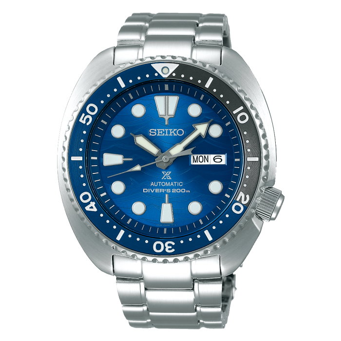 Seiko Prospex Save the Ocean Turtle