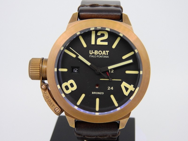 U-Boat UB8103 Classico 45 Bronzo